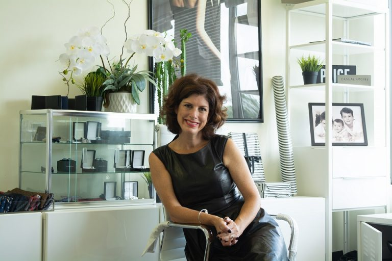 Catherine Bourgouin, Principal Men's Image Stylist at Style Code