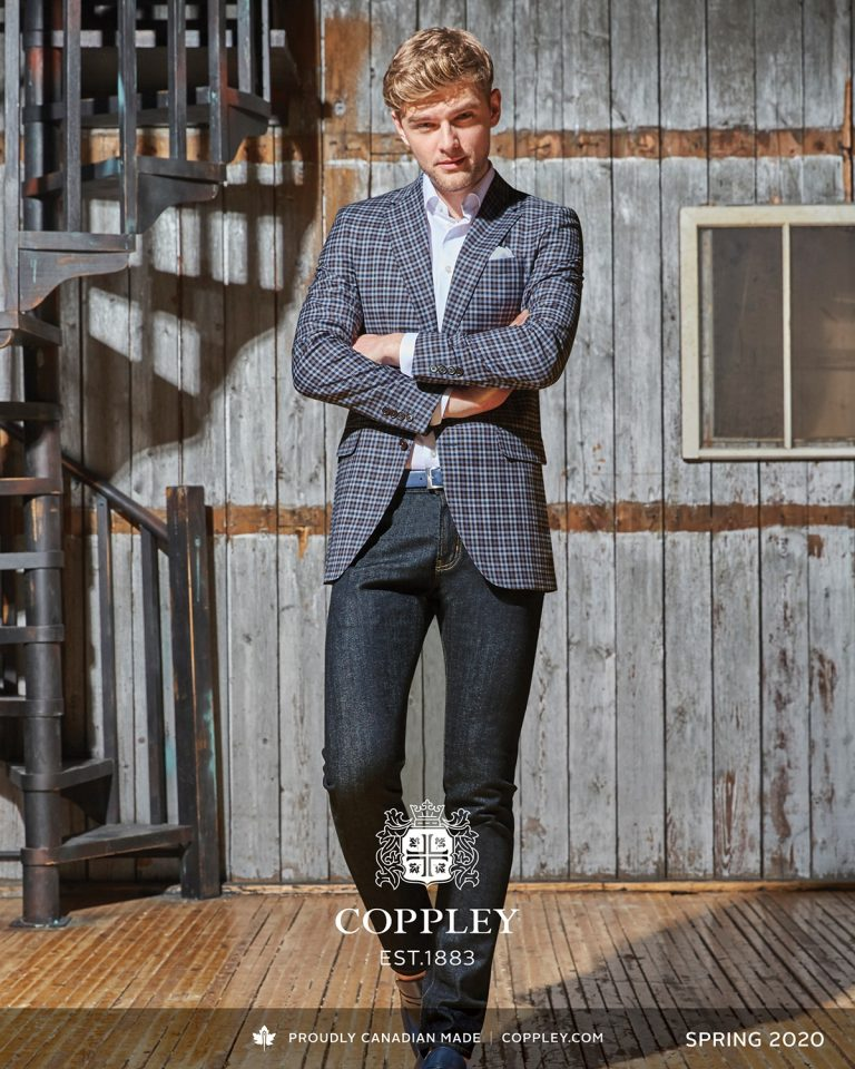 Made-to-Measure Suits & Clothing for Men