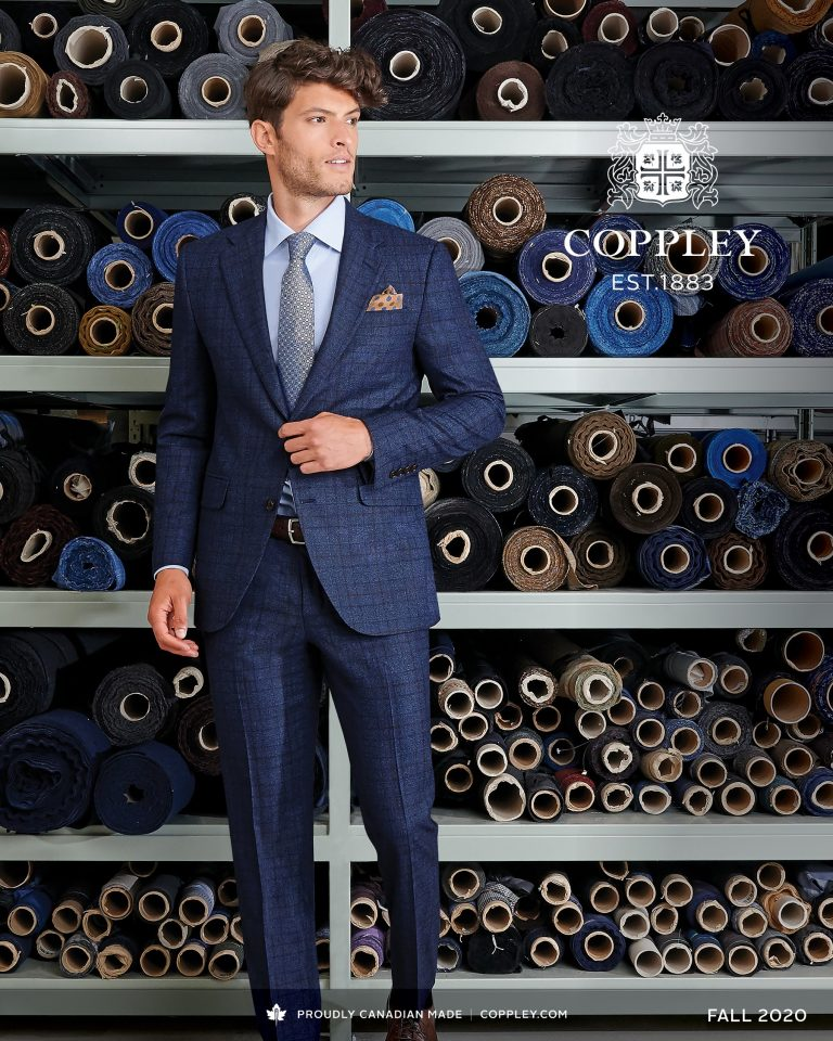 Coppley Made-to-Measure Custom Suit