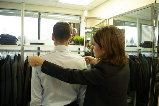 Made to Measure Suits for Men