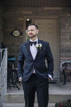 Coppley dinner jacket & groom's tuxedo